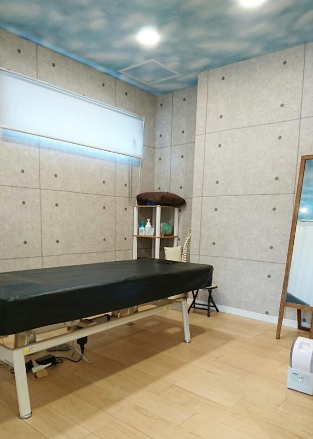 まやま整骨院 内観の写真2